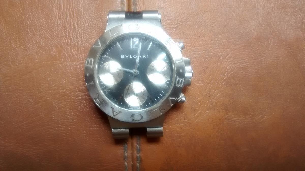 e0d299364ba Reloj Bvlgari Sd 38s L2161 - Bs. 5.000.000