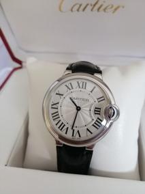 1687f1991400 Reloj Caballero Cartier Ballon Bleu 3005 Original