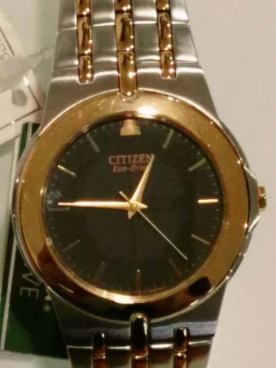 abbda0e57043 reloj caballero citizen ecodrive línea azteca. Cargando zoom.
