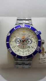a5a1481560c9 Reloj Caballero Crono Cauny Prima