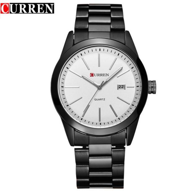 cac6be49bea7 Reloj Caballero Curren Cuarzo Analógico Casual 8091 -   519.00 en ...
