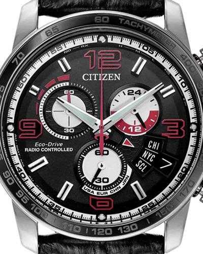 reloj caballero eco-drive caballero-60513