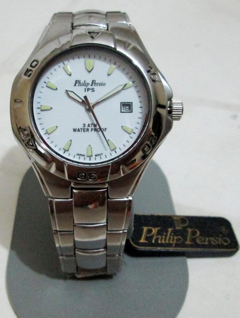 eed5ca57ef3b Reloj Caballero Philip Persio Contra Agua Oferta -   510.00 en ...