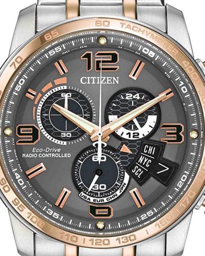 reloj caballero radio control caballero-60515