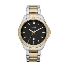 bc126dfeae4e Reloj Relic Dorado - Joyas y Relojes en Mercado Libre México