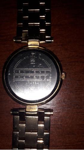 reloj caballero rodolphe by longines enchapado en oro