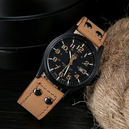 reloj caballero soki