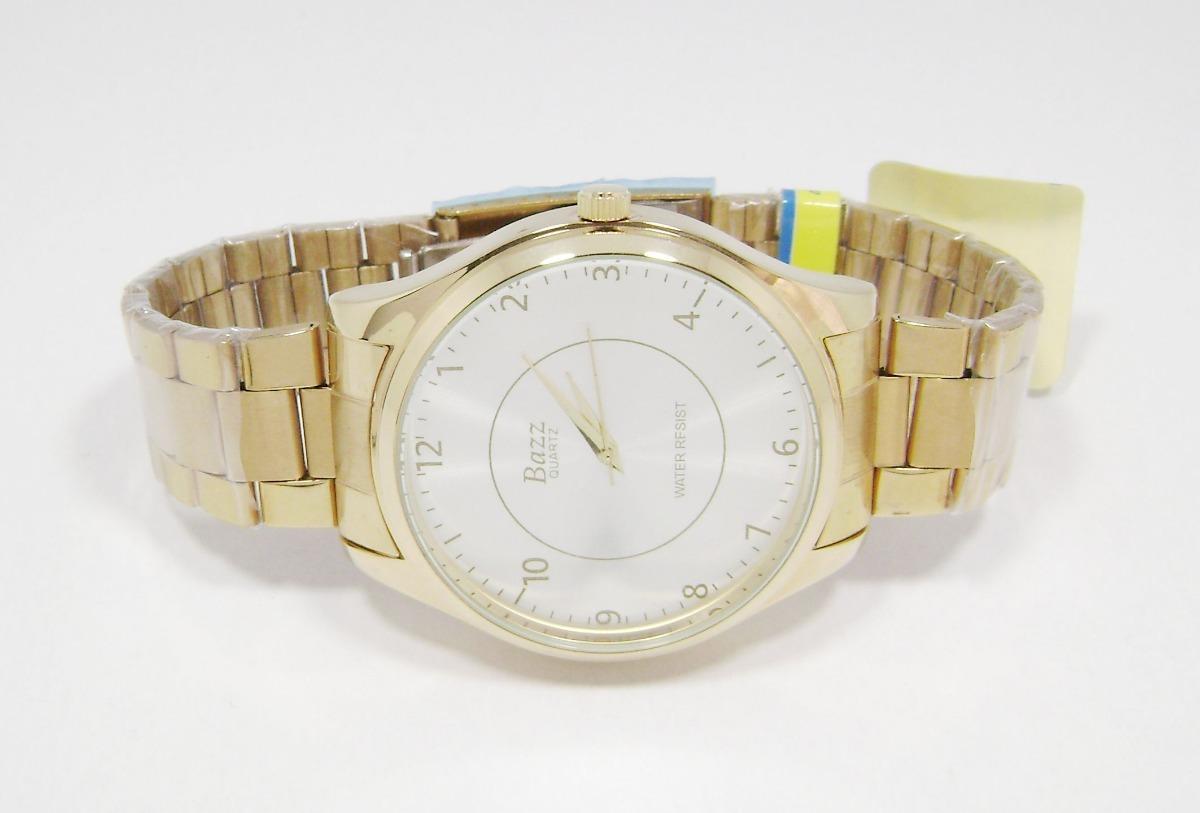 7c8f2d890564 reloj caballero suizo contra agua acero inox. original ddb2. Cargando zoom.