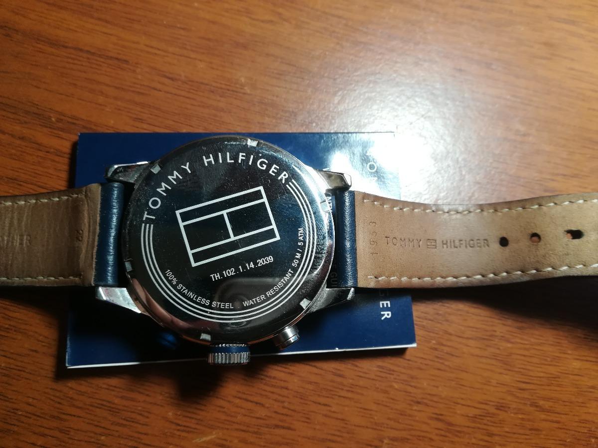 3e1905ab3f65 reloj caballero hombre clasico tommy hilfiger watches origin. Cargando zoom.