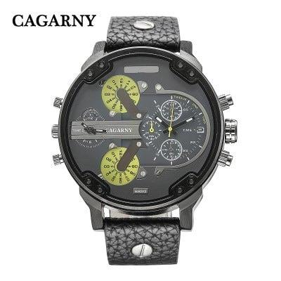 reloj cagarny 6820 quarzo