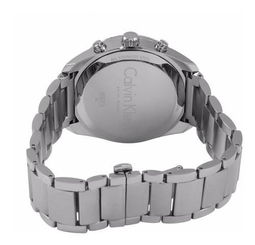 reloj calvin klein alliance k5r37141 hombre
