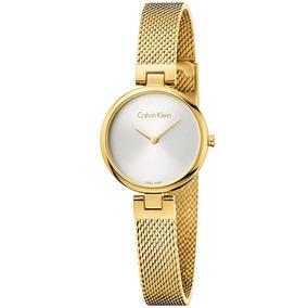 41c78117a6d1 Reloj Calvin Klein Dorado Mujer - Joyas y Relojes en Mercado Libre ...