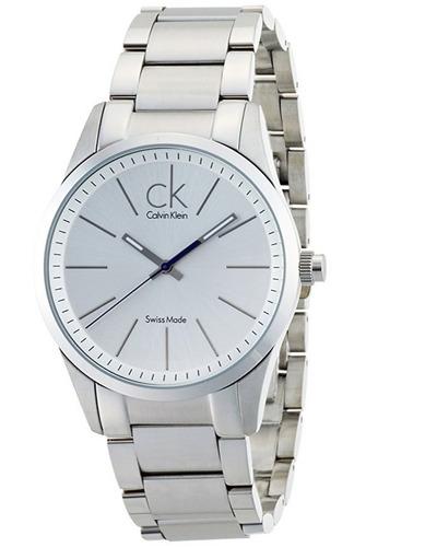 reloj calvin klein bold collection acero hombre k2241120