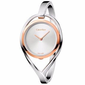 a9c7ee40b339 Reloj para de Mujer Calvin Klein en Mercado Libre México