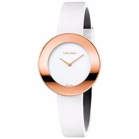 2c6950bc8c1e Reloj Calvin Klein Mod. K33236 Dama Color Plata Mujer - Reloj de ...