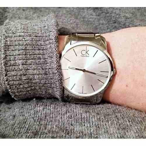 Gratis City Calvin Reloj HombreEnvío Klein K2g21126 f7yY6bg