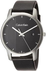 a35e24978742 Reloj Calvin Klein Negro Cuadrado - Joyas y Relojes en Mercado Libre México