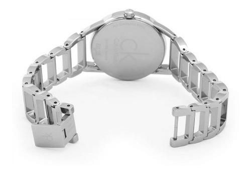 reloj calvin klein dama k3g23121 - swiss made