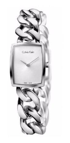 reloj calvin klein dama k5d2m126 - swiss made