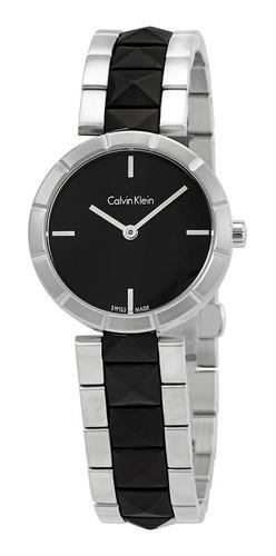 reloj calvin klein dama k5t33c41 - swiss made
