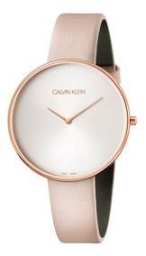 Moda gran selección de salida para la venta Reloj Calvin Klein Fullmoon Original Para Dama K8y236z6