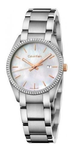 reloj calvin klein k5r33b4g mujer | original envío gratis