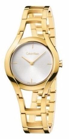 reloj calvin klein k6r23526 mujer   original envío gratis