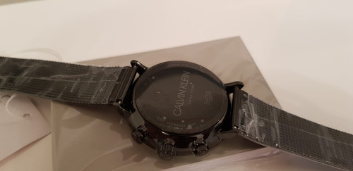 reloj calvin klein k8m27421 entrega inmediata
