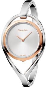 cf8c88372d78 Reloj Calvin Klein Dama Rosa - Relojes en Mercado Libre México