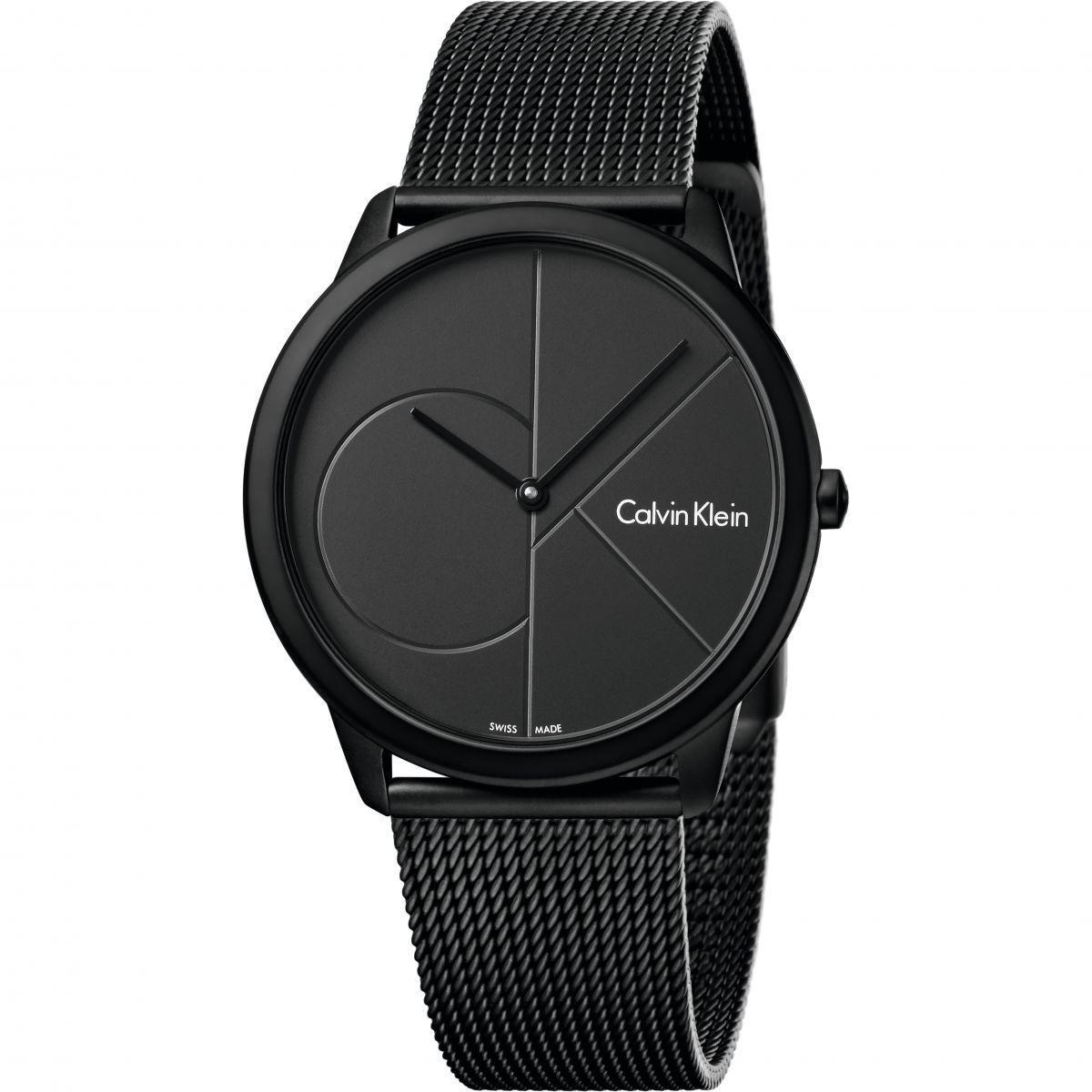 52ea333d0a12 Reloj Calvin Klein Minimal K3m514b1 Unisex