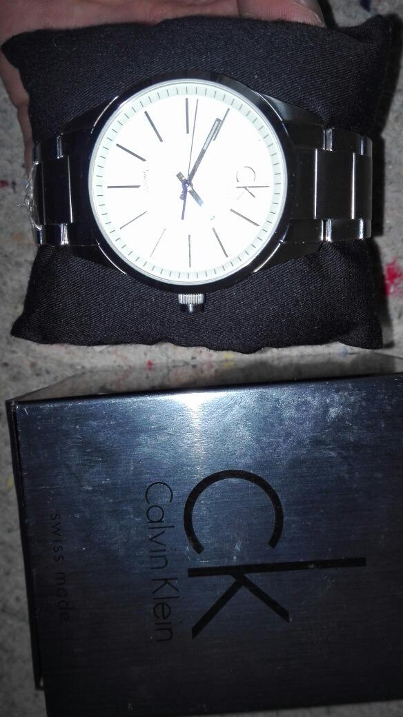 Modelo Reloj Calvin K22411 Klein WHYED92I