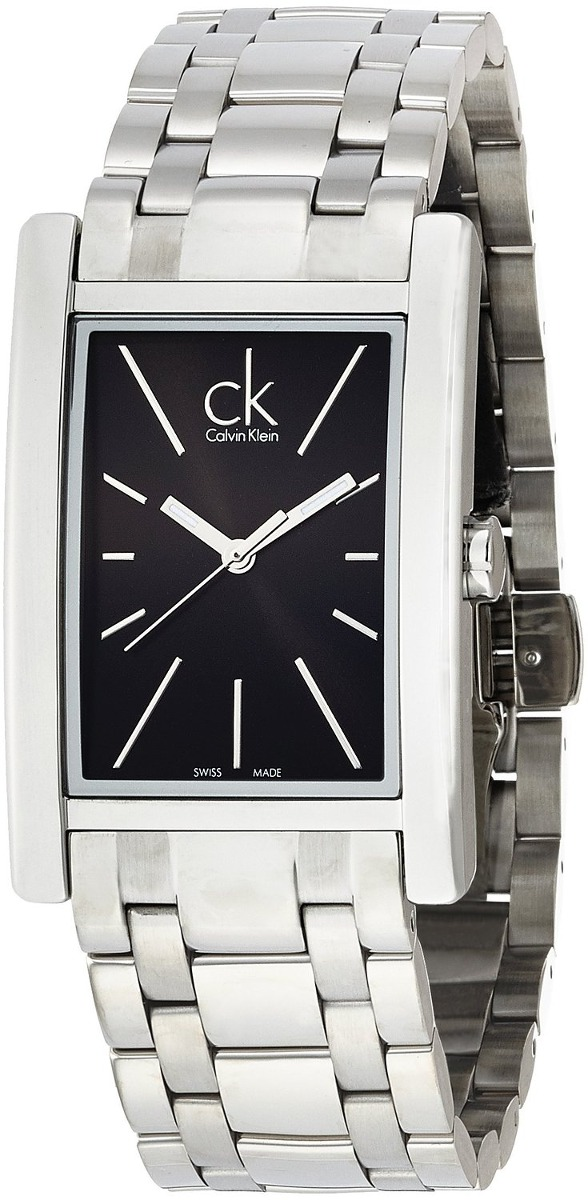 Acero Klein Reloj Calvin Para Hombre Inoxidable K4p21141 En UMqGSjLzVp
