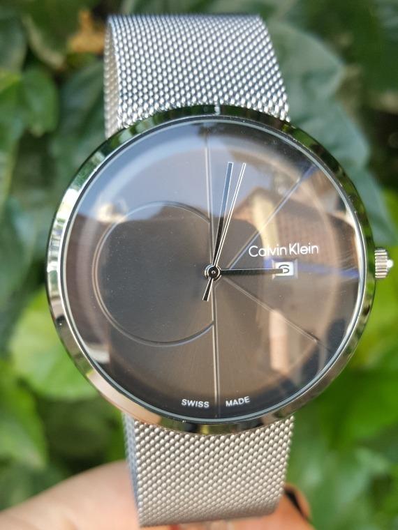 56bf89f9ed2a Reloj Calvin Klein Plata De Iman Moda Envio Gratis -   659.00 en ...