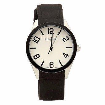 reloj calvin klein wck343 negro