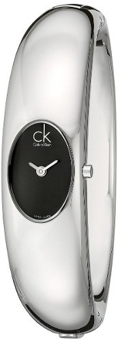 reloj calvin klein wck726 plateado