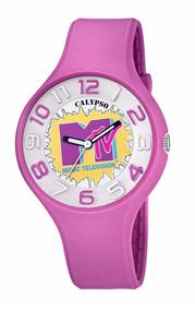 Regalo Reloj Unisex Calypso Ktv55912 Mtv Con nmN0v8wO