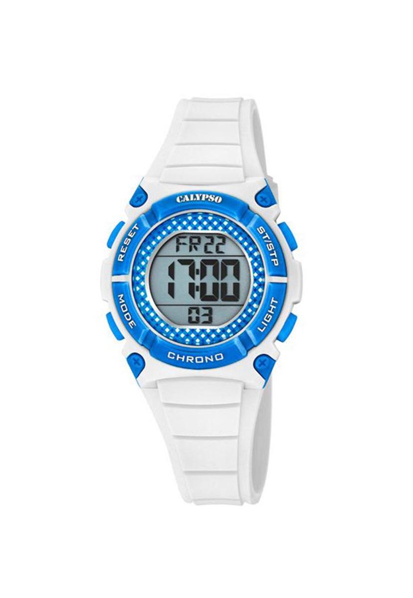 Reloj K5756 1 Blanco Calypso Mujer Digital Crush -   32.000 en ... c175bdca919