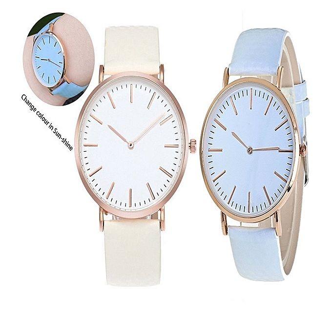 Reloj Cambia Color Sol Por Mayor X 30 U Video Envio Gratis - $ 3.000 ...