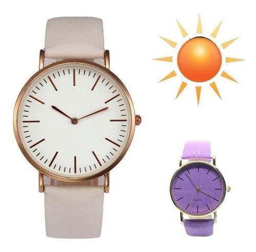 reloj cambia color x 5 unidades siempre el mejor precio de mercado libre siempre perfucasa