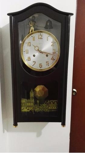reloj campanero de pared jawaco, san marcos