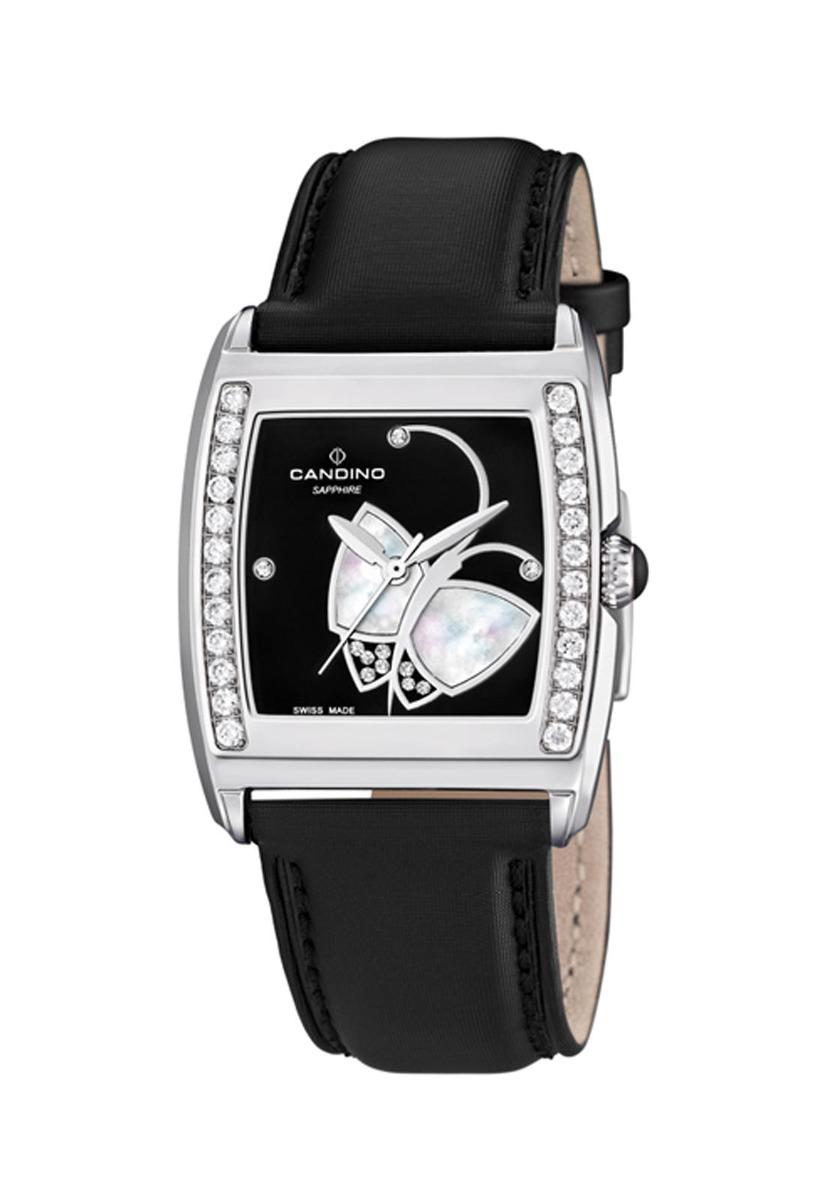 199889a1db25 Reloj C4469 3 Negro Candino Mujer Elegance D-light -   220.000 en ...