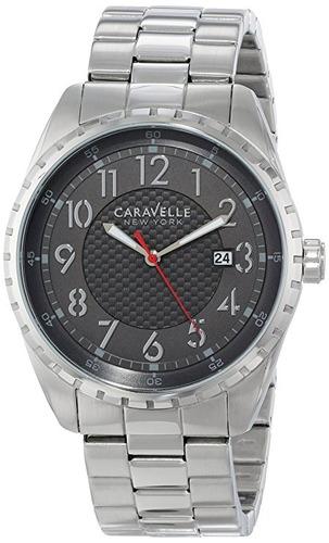 reloj caravelle 43b134 masculino