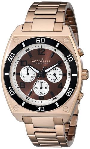 reloj caravelle 45a110 masculino