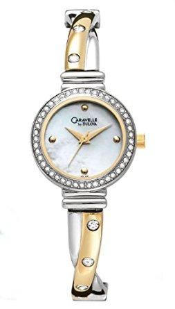 reloj caravelle  45l105 femenino