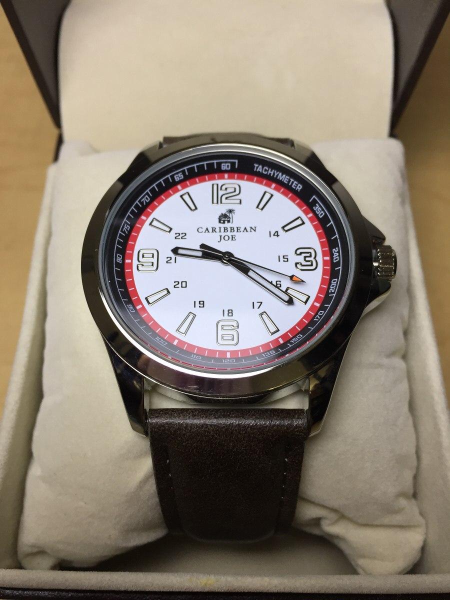 Reloj Caribbean Joe Island Supply Co Caballero 900 00