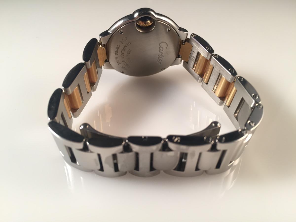 db8326426919 Reloj Cartier Ballon Bleu Ladies Acero Oro Amarillo - U$S 6,000.00