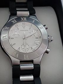 11d5f4d294b4 Reloj Cartier Chronoscaph 21