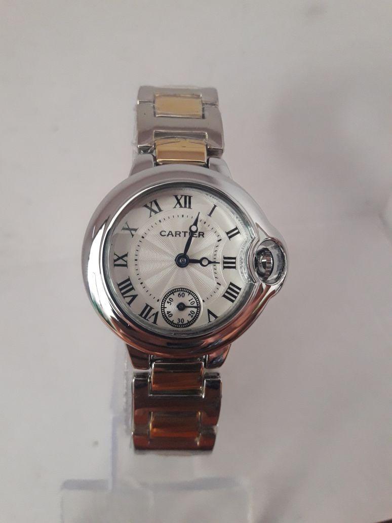 15d5389fac3e Reloj Cartier Dama -   75.699 en Mercado Libre