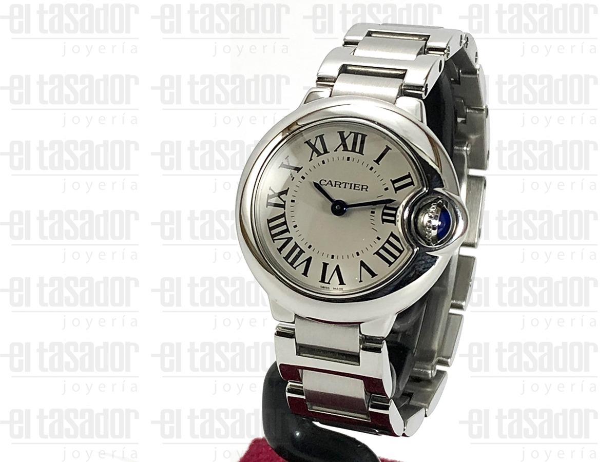 cb9e21f16b8c reloj cartier dama ballon bleu ref  3009  joyeriaeltasador . Cargando zoom.