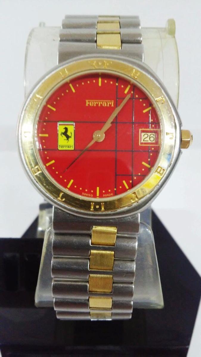 e80fbe3ef80a reloj cartier ferrari acero oro dama año 1991. Cargando zoom.